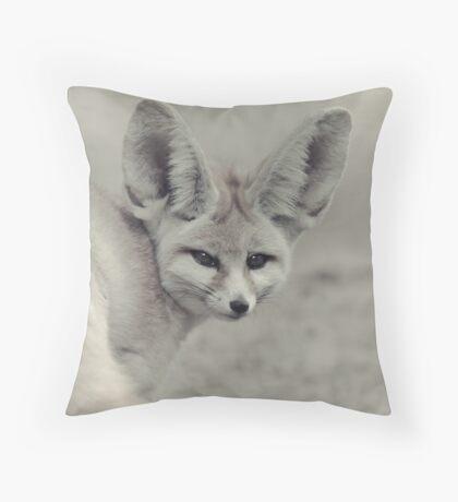 Stolen Glance Throw Pillow