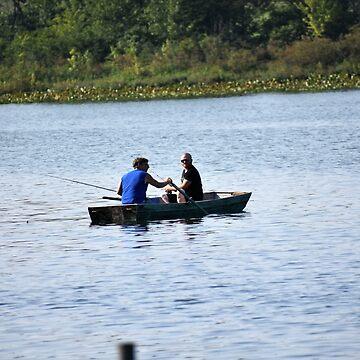 LET'S GO FISHING by MarsGarden