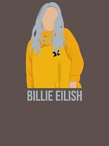 62d6141c1e6 Billie Eilish Art Gifts   Merchandise