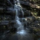 A Somersby Cascade by Jeff Catford