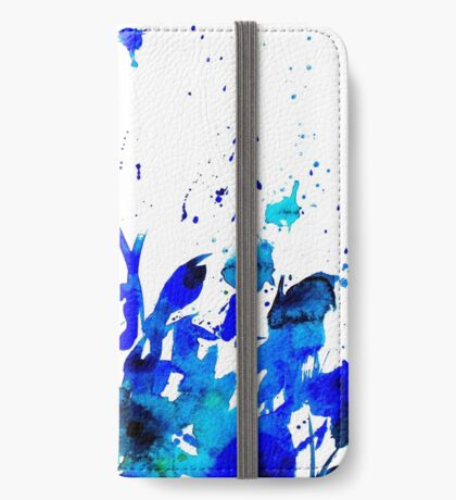 BAANTAL / Pollinate / Field #1 iPhone Wallet