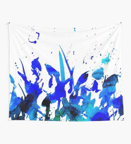 BAANTAL / Pollinate / Field #1 Wall Tapestry