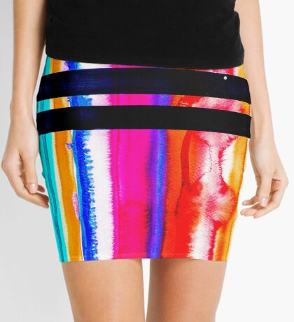 BAANTAL / Lines #6 Mini Skirt