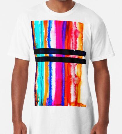BAANTAL / Lines #6 Long T-Shirt