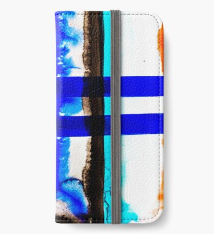 BAANTAL / Lines #5 iPhone Wallet