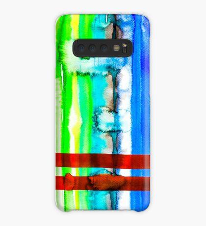 BAANTAL / Lines #4 Case/Skin for Samsung Galaxy