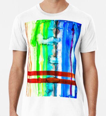 BAANTAL / Lines #4 Premium T-Shirt