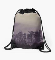Mystic Trees Drawstring Bag