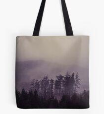Mystic Trees Tote Bag