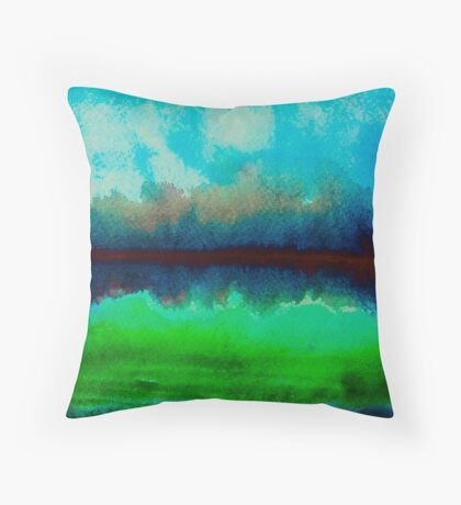 BAANTAL / Day #2 Throw Pillow