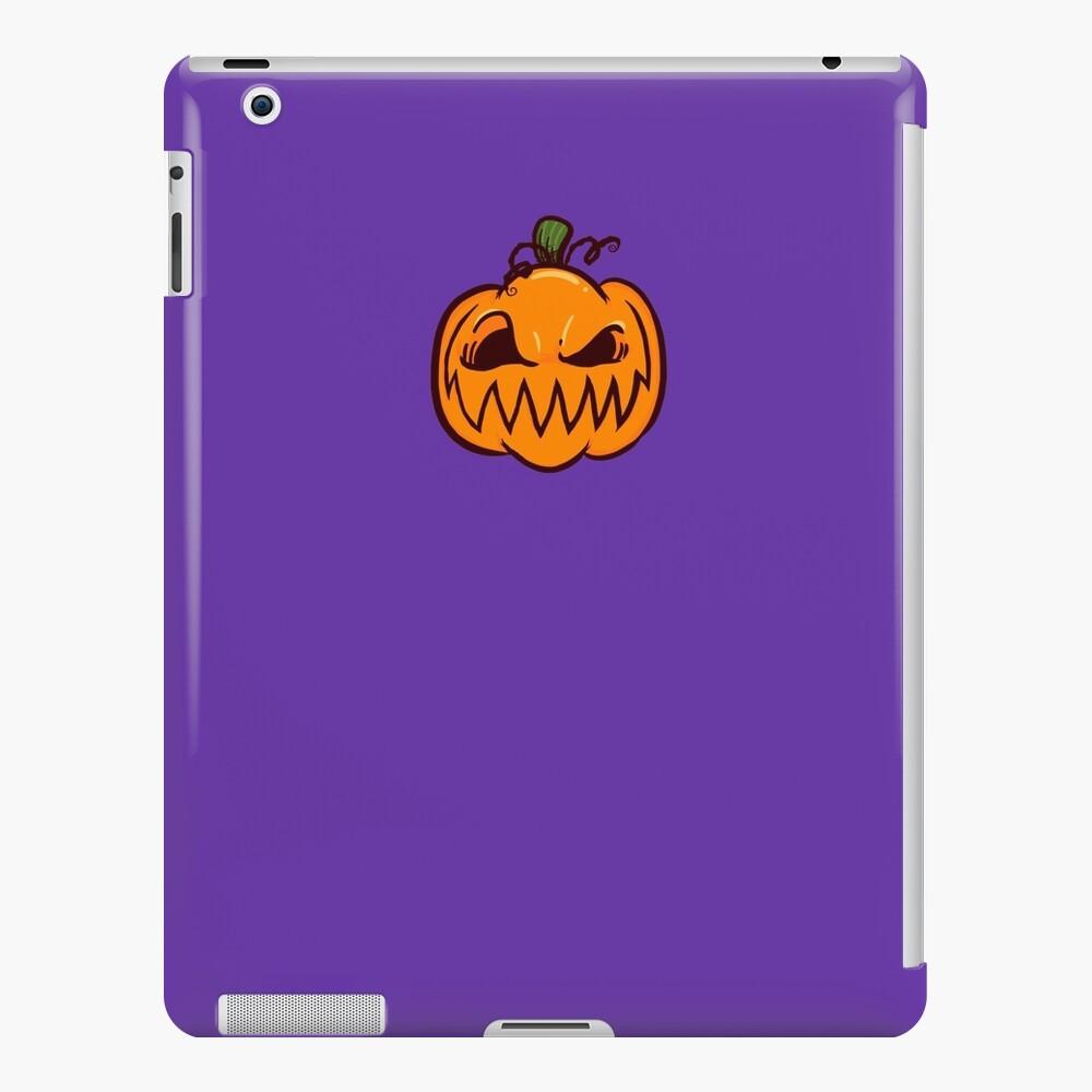 Mischievous Pumpkins iPad Case & Skin