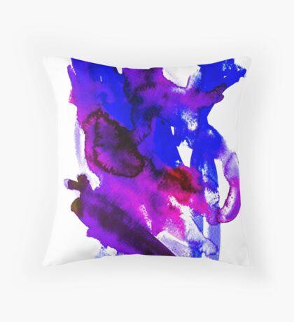 BAANTAL / Patch #7 Throw Pillow