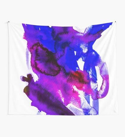 BAANTAL / Patch #7 Wall Tapestry