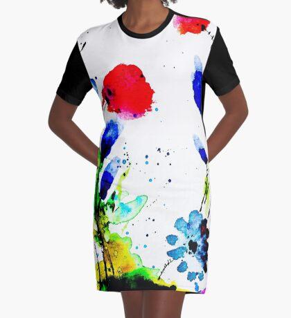 BAANTAL / Pollinate / Evolution #11 Graphic T-Shirt Dress