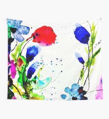 BAANTAL / Pollinate / Evolution #11 Wall Tapestry