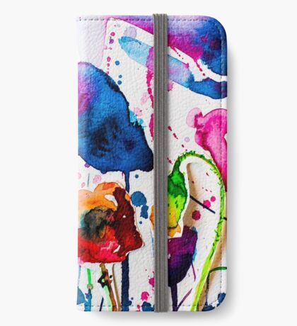 BAANTAL / Pollinate / Evolution #10 iPhone Wallet