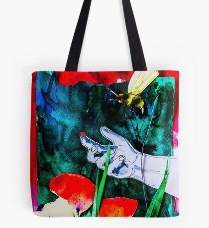 BAANTAL / Pollinate / Evolution #8 Tote Bag
