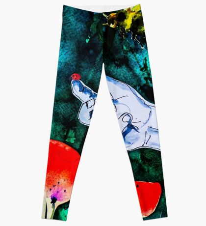 BAANTAL / Pollinate / Evolution #8 Leggings