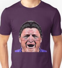 Ed Orgeron - Believe In Something - Purple Unisex T-Shirt