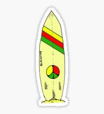 imperfect board Sticker