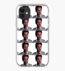 Spooky Mulder iPhone Case