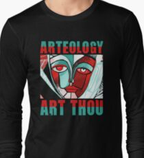 arteology art thou Long Sleeve T-Shirt