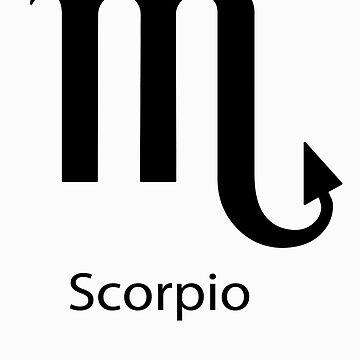 Scorpio Star Sign by Icarusismart