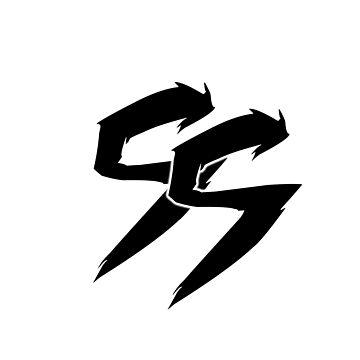 Soundstorm Fierce Logo - Black by Soundstorm