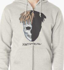 xxxtentation Zipped Hoodie