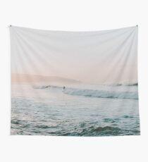 Sommer Wellen Wandbehang