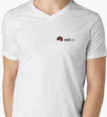 RedHat V-Neck T-Shirt