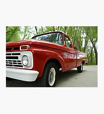 66 Ford Photographic Print