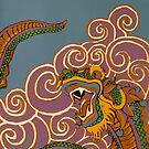 Chinese Dragon  by MegJay