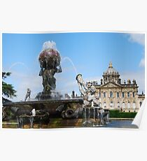 Castle howard Poster