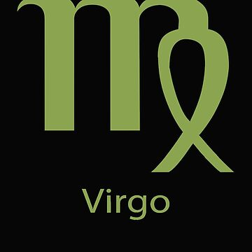 Virgo Star Sign by Icarusismart