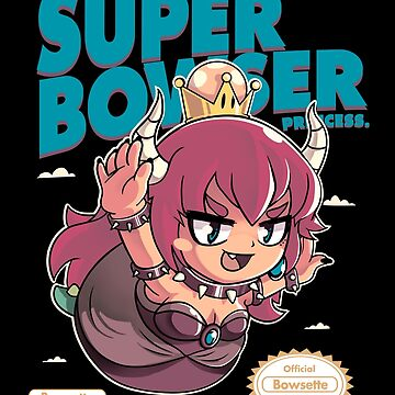 Super Bowsette by Typhoonic