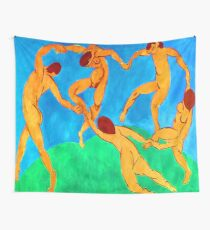 Matisse The Dance Wall Tapestry