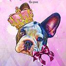 la reine the queen by jena dellagrottaglia