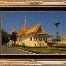 Royal Palace, Phnom Penh by Adri  Padmos