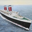 SS United States - Fastest Ocean Liner ever Built by Brad A. Thomas