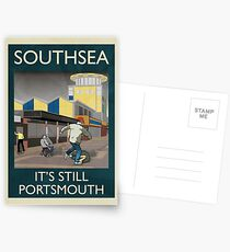 Southsea - It's Still Portsmouth Postcards