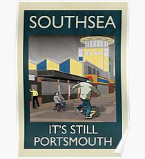 Southsea - It's Still Portsmouth Poster