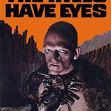 The Hills Have Eyes  by Martha-Marlen