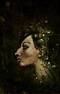 The Bride of Glass Blossoms by Barbora  Urbankova