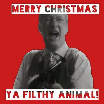 Ya Filthy Animal! by lettherebelips