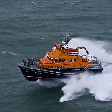 Kirkwall Lifeboat by ropedope