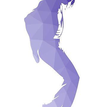 Michael Jackson Ice Vector by loganferret