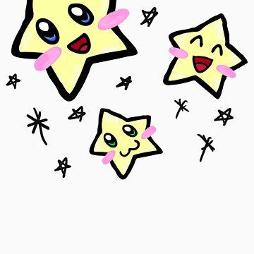 lil stars by blumascara