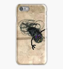 """On the Bathroom Floor"" by Richard F. Yates iPhone Case/Skin"