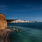 Short Cliff to Seven Sisters by Dave Godden
